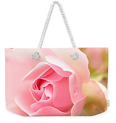 Silence Of The Heart Weekender Tote Bag by Connie Handscomb