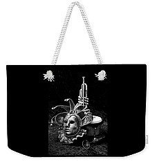 Silent Night In Venice Weekender Tote Bag
