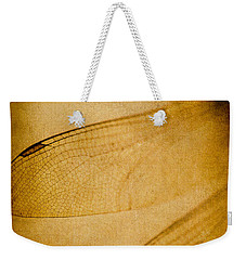 Silent Wings Weekender Tote Bag by Jan Bickerton