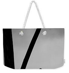 Silhouette 1 Weekender Tote Bag by Joe Faherty