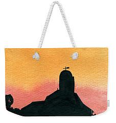 Silhouette Farm 1 Weekender Tote Bag
