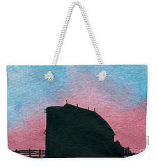 Silhouette Farm Number 1 Weekender Tote Bag