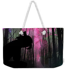 Woman Lost  Weekender Tote Bag