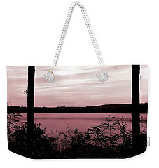 Silk And Champagne Weekender Tote Bag by Danielle R T Haney