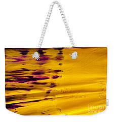 Silk River Weekender Tote Bag