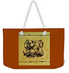 Simmental Bull 12 Weekender Tote Bag