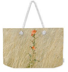 Simple Splash Of Color Weekender Tote Bag