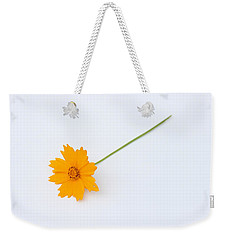 Weekender Tote Bag featuring the photograph Simplicity by Ben Shields
