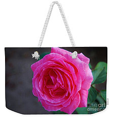 Simply A Rose Weekender Tote Bag
