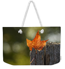 Simply Autumn Weekender Tote Bag