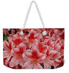 Simply Azaleas Weekender Tote Bag
