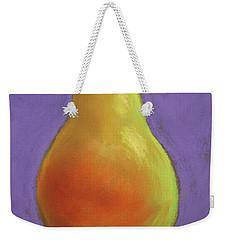 Simply Pear Weekender Tote Bag
