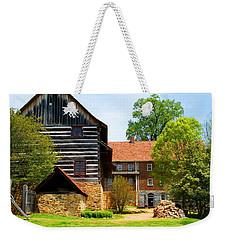 Single Brothers House Weekender Tote Bag by Kathryn Meyer
