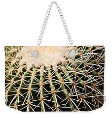 Single Cactus Ball Weekender Tote Bag