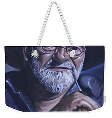 Sir Terry Pratchett Weekender Tote Bag