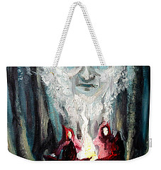 Sisters Of The Night Weekender Tote Bag
