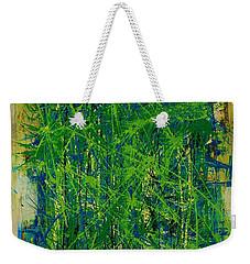Six Degrees Weekender Tote Bag by Jean Cormier