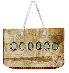 Six Turquoise Moons Weekender Tote Bag
