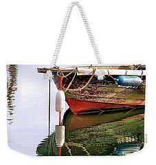 Skiff Reflections Weekender Tote Bag