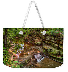 Skillet Creek Weekender Tote Bag