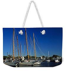 Skipjacks  Weekender Tote Bag