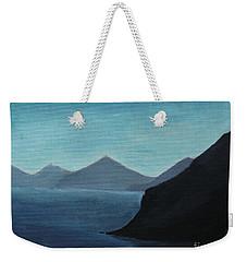 Skopelos Greece Weekender Tote Bag