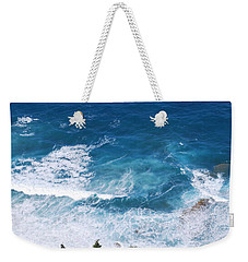 Weekender Tote Bag featuring the photograph Skotini 1 by George Katechis