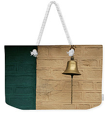 Skc 0005 A Doorbell Weekender Tote Bag by Sunil Kapadia