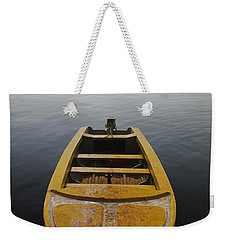 Skc 0042 Calmness Anchored Weekender Tote Bag by Sunil Kapadia
