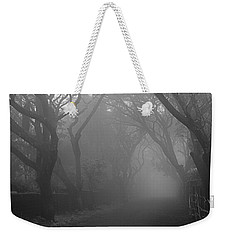 Skc 0077 A Romatic Path Weekender Tote Bag by Sunil Kapadia