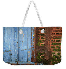 Skc 0302 A Village House Weekender Tote Bag