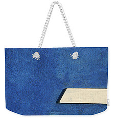 Skc 0304 Parallel Paths Weekender Tote Bag by Sunil Kapadia