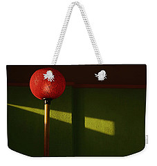 Skc 0469 Glow Of Light Weekender Tote Bag by Sunil Kapadia
