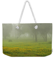 Skc 0835 Romance In The Meadows Weekender Tote Bag by Sunil Kapadia