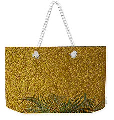 Skc 1243 Colour And Texture Weekender Tote Bag by Sunil Kapadia