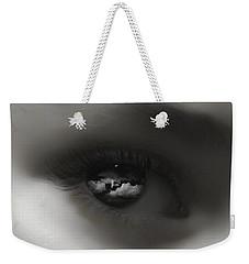 Sky Eye Weekender Tote Bag