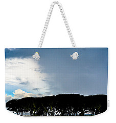 Sky Half Full Weekender Tote Bag