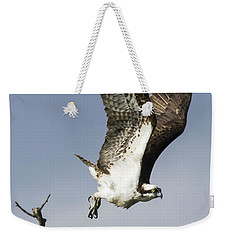 Sky Hunter Weekender Tote Bag