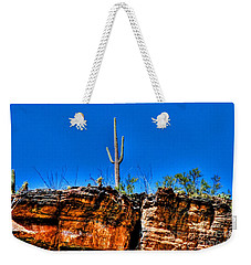 Sky Island Weekender Tote Bag