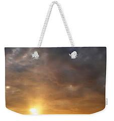 Sky Moods - Contemplation Weekender Tote Bag by Glenn McCarthy