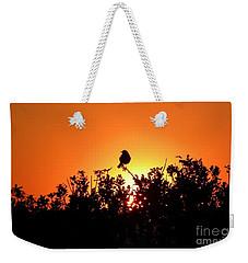Sky Watcher Weekender Tote Bag