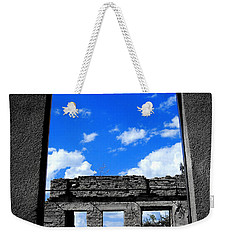 Sky Windows Weekender Tote Bag by Nina Ficur Feenan