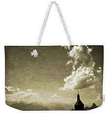 Skyfall Weekender Tote Bag