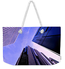 Skyscraper Angles Weekender Tote Bag