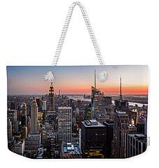 Skyscrapers Weekender Tote Bag
