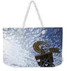Skyward Weekender Tote Bag by Erika Weber