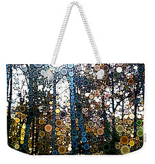 Skyway Forest At Dawn Weekender Tote Bag
