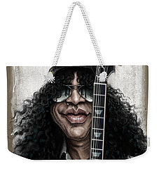 Slash Weekender Tote Bag