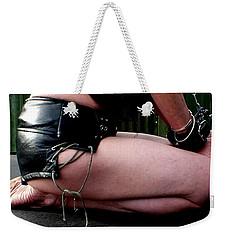 Slave Trade Weekender Tote Bag