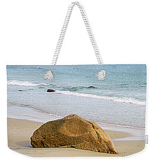 Sleeping Giant  Weekender Tote Bag by Kathy Barney